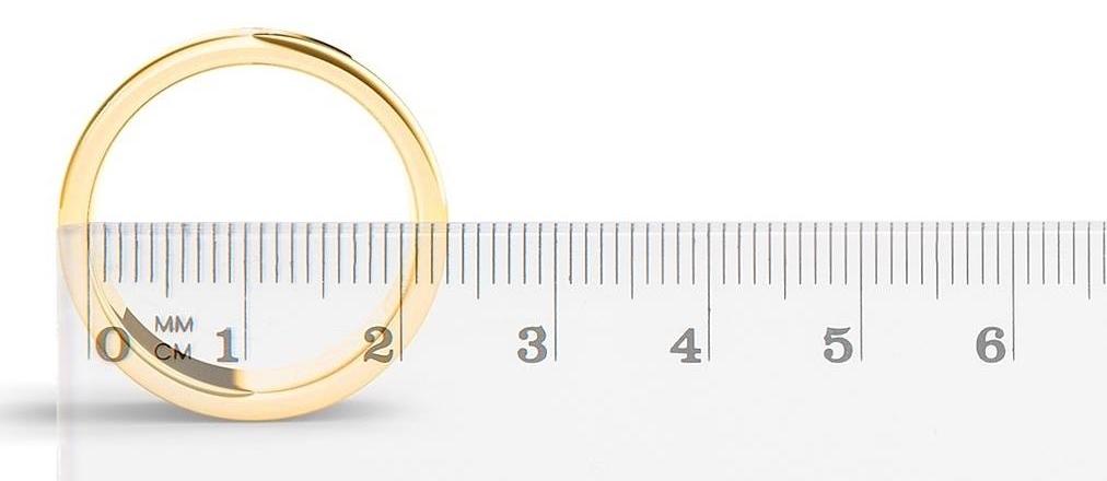 d43879b1cb3eb Ako zistiť správnu veľkosť prsteňa? - Šperky RUSSO.sk